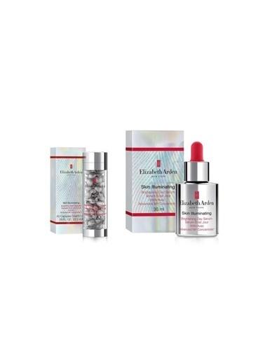 Elizabeth Arden Skin Brightening Night 50 Adet+Gündüz Kremi 30 ml Renksiz